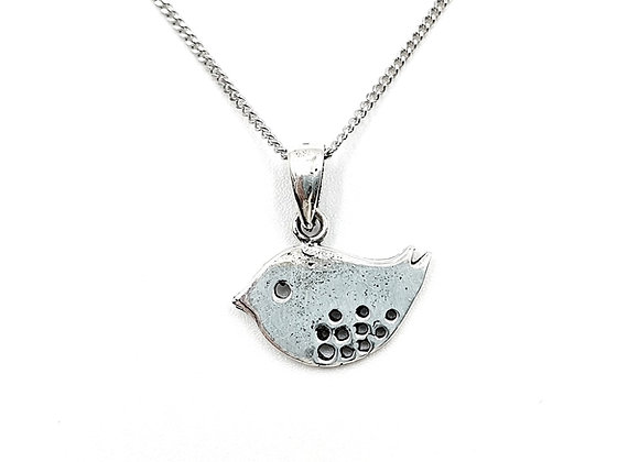 The Little Bird 925 Sterling Silver Necklace