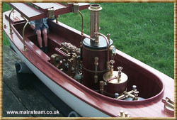 Another Stuart Models SV4 Boiler