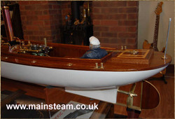 The Stern view of the Sailor