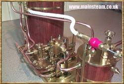 The Steam Pump & Condenser