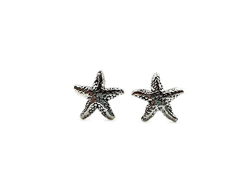 The Little Star Fish 925 Sterling Silver Studs