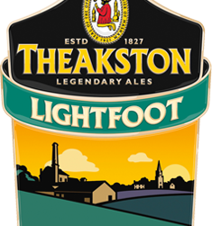 Theakstons Lightfoot on sale from Monday 10th April... only £2 a pint.