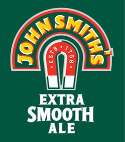 Pint john Smith Batley Irish Nash