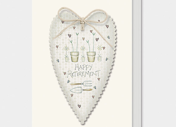 Happy Retirement Greeting Card A6