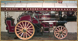My Coal Fired Traction Engine
