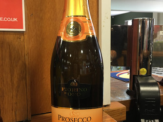 New: On Sale Now - £11.95 Prosecco!