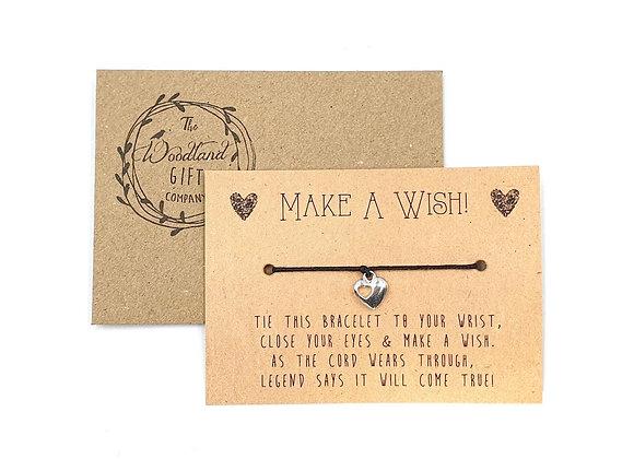 Wish Bracelets, Wish bracelet, Make a Wish bracelets, bracelet, Wedding, charity, wish, party, heart, love, Birthday,