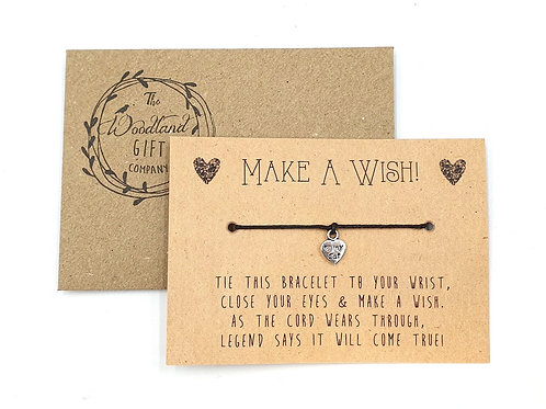 Wish Bracelets, Wish bracelet, Make a Wish bracelets, bracelet, Wedding bracelet, charity, wish, party, Cat, Birthday,