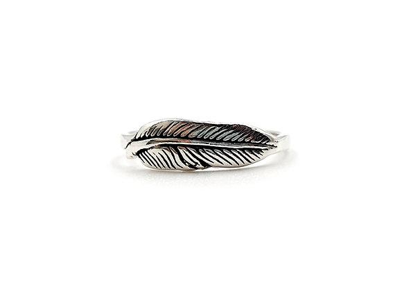 Feather, Rings, Feather Rings, Silver Feather Rings, Sterling Silver Feather Rings, feather ring, sterling silver feather,