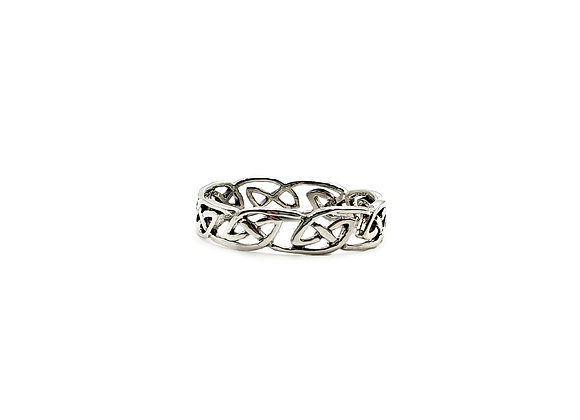 The Unbreakable Bond 925 Sterling Silver Ring