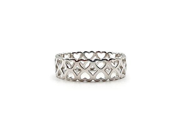 Heart, Rings, Heart Rings, Silver Heart Rings, Sterling Silver Heart Rings, Heart ring, sterling silver Heart, Love, hearts,