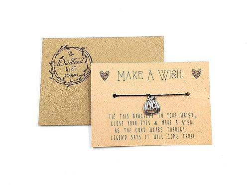 The Pumpkin Wish Bracelet