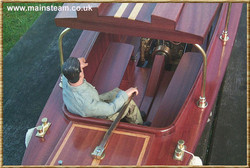 Action Man at the Helm