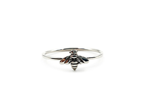 The Honey Bee 925 Sterling Silver Ring