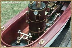 A Stuart SV4 Boiler