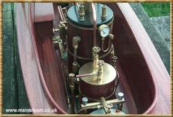 Stuart SV4 boiler and Condenser