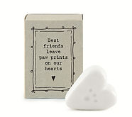 5662 Matchbox-paw heart heart figurine e