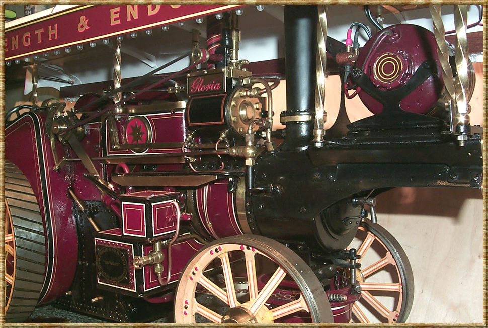 "This is a ""Royal Chester"" Engine"