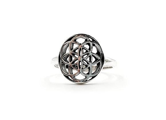 Mandala, Rings, Mandala Rings, Silver Mandala Rings, Sterling Silver Mandala Rings, Mandala ring, sterling silver Mandala,