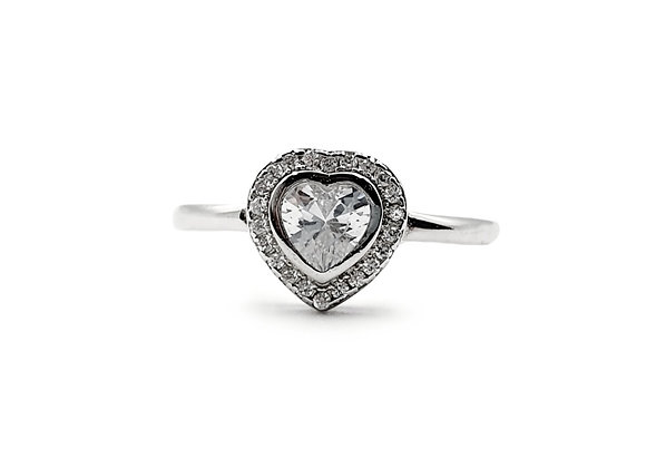 The Heart of the Forest 925 Sterling Silver Ring