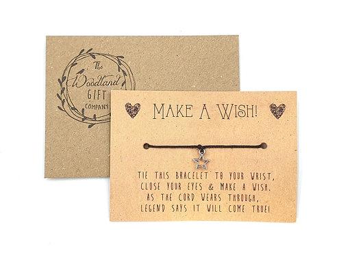 Wish Bracelets, Wish bracelet, Make a Wish bracelets, bracelet, Wedding, charity, wish, party, Star, Birthday,