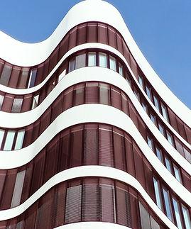 Navržen moderní budova
