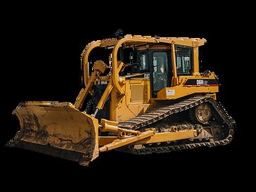 bulldozer cat d6h