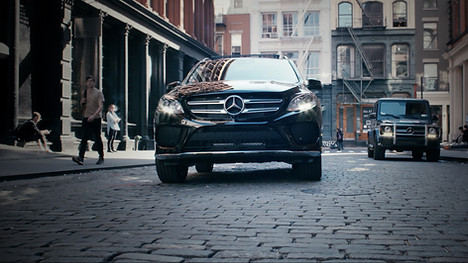 Mercedes-Benz | Manhattan