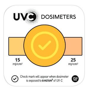 UVC Quick Check Dosimeter_PIURO 900921_M