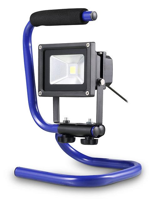 NORDRIDE 4070 - 10W COB LED FLUTLICHTSTRAHLER mit Kabel (1100 Lumen)
