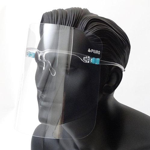Gesichtsschutz Set KOMFORT (inkl. 2 Visiere)