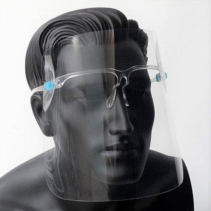 PIURO Gesichtsschutz Set KOMFORT (inkl. 2 Visiere)