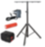NORDRIDE Zubehör Stativ, Akku, Batterie, Tripod, Battery Charger, Accessoires, Accesori, tool, Werkzeug