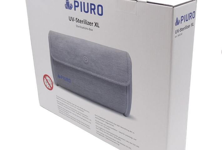 900190 PIURO UV Sterilizer XL_Verpackung