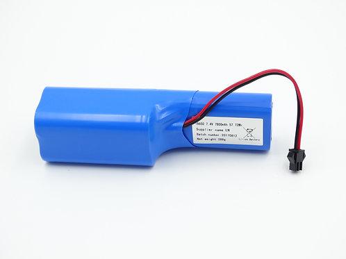 NORDRIDE 1139 - Li-ION Akku Paket 7.4V 7800mAh 57.72Wh