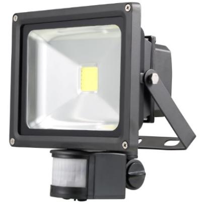 NORDRIDE 4068 - 50W COB LED FLUTLICHTSTRAHLER mit Sensor (5500 Lumen)