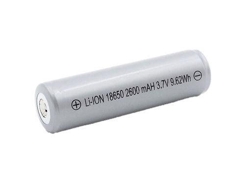 1142 18650 Li-ION Akku (3.7V 2600 mAh)