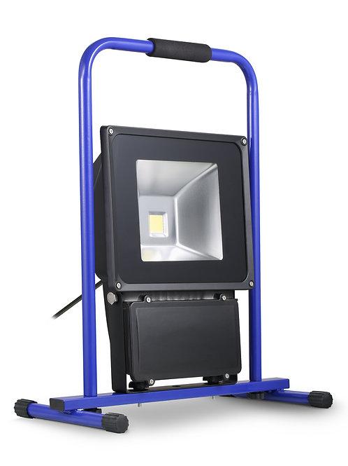 NORDRIDE 4077 -  70W COB LED FLUTLICHTSTRAHLER mit Kabel (7700 Lumen)