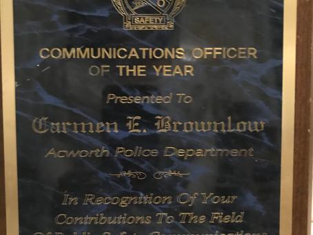 Happy Communications Officers Appreciation Week!