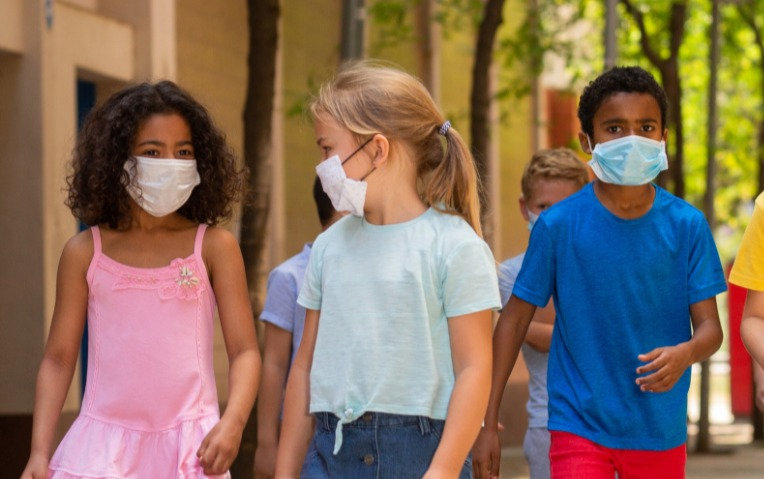 Children in a Post-Pandemic World