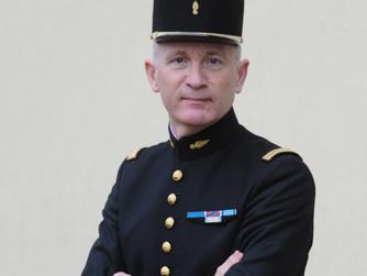 Stage avec le Lieutenant-Colonel Dominique SIEGWART, adjoint de l'Ecuyer en Chef du Cadre Noir d