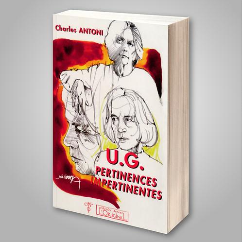 U.G. Pertinences Impertinentes de Charles Antoni