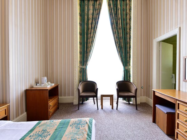 Columbia Hôtel London Room