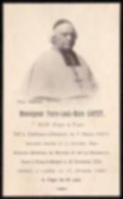 Mgr Pierre Louis Marie CORTET