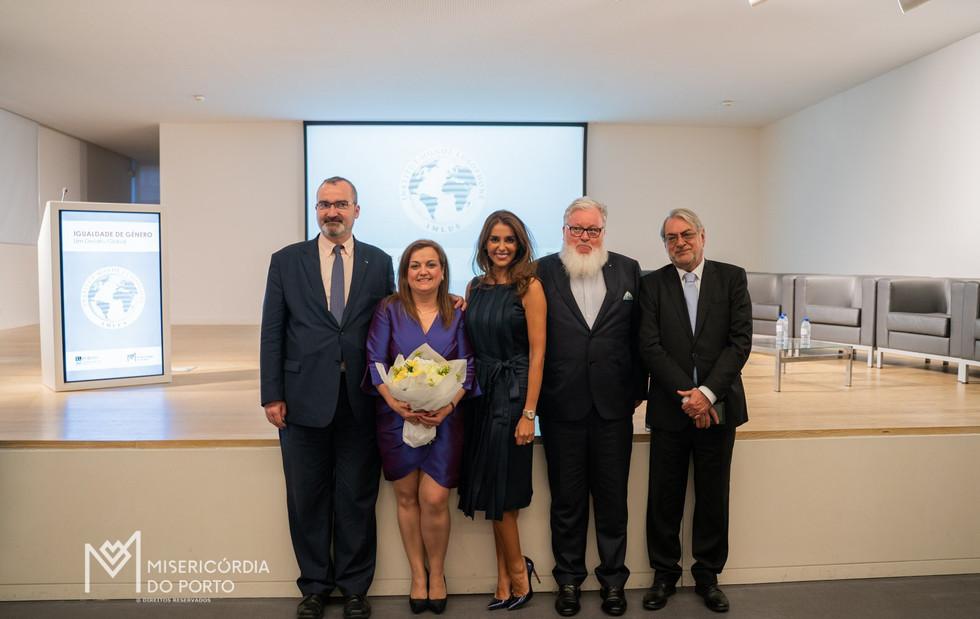 Catarina Furtado - Alvaro Braga - Presid