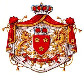 Blason de la famille d'Arenberg
