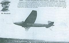Louis GAUDART et l'aéro-torpille
