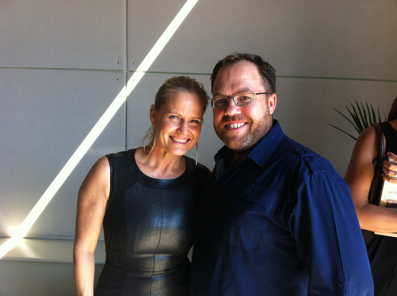 Shaynna Blaze & James Treble