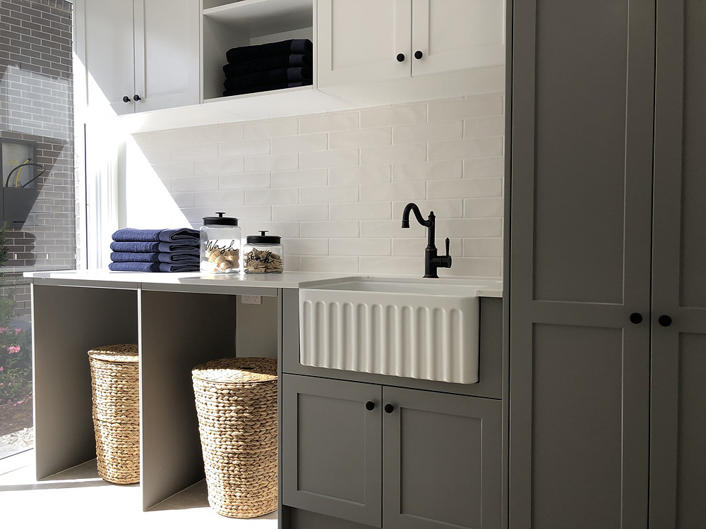James Treble Interior Design for Eden Brae Homes