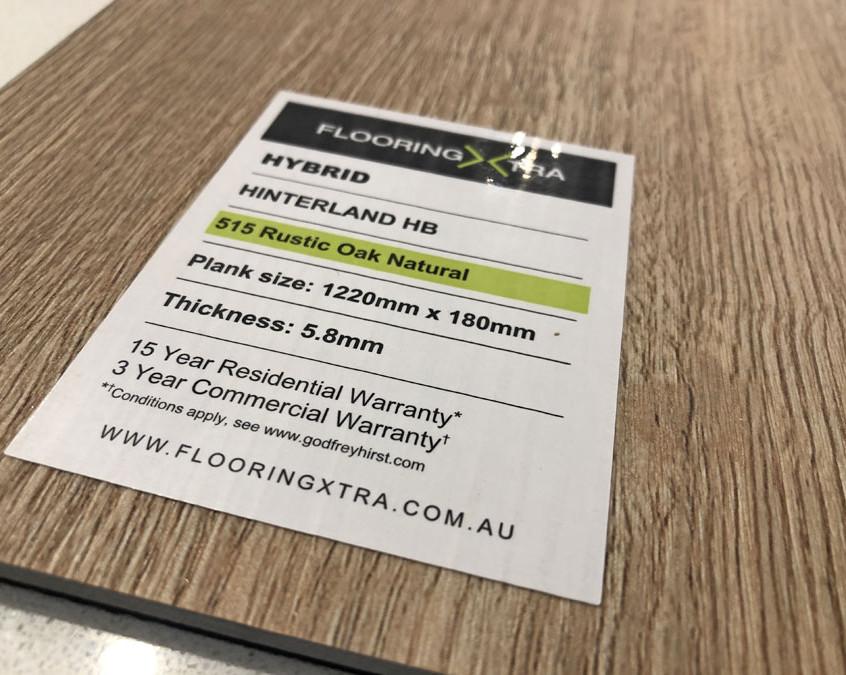 Hybrid Timber Flooring